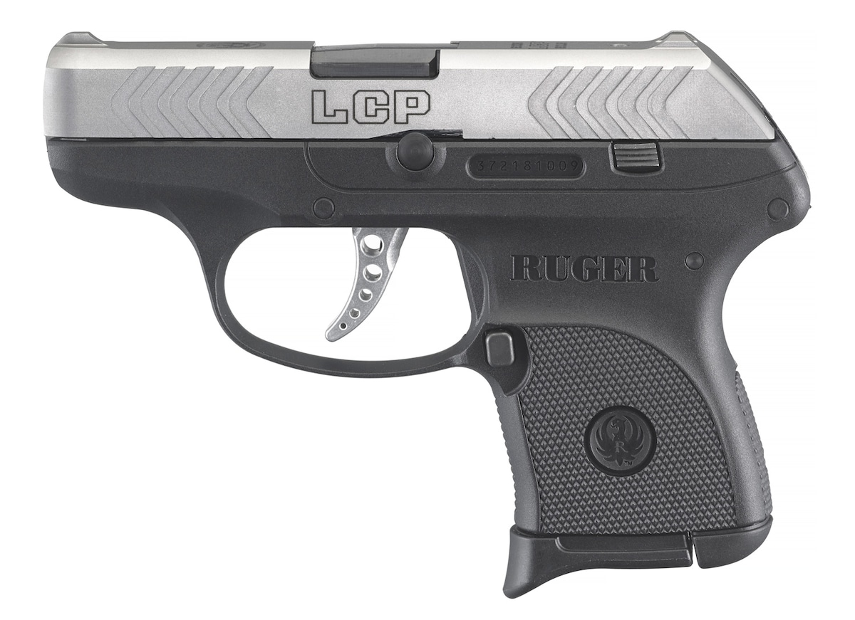 RUGER LCP 10TH ANNIVERSARY EDITION