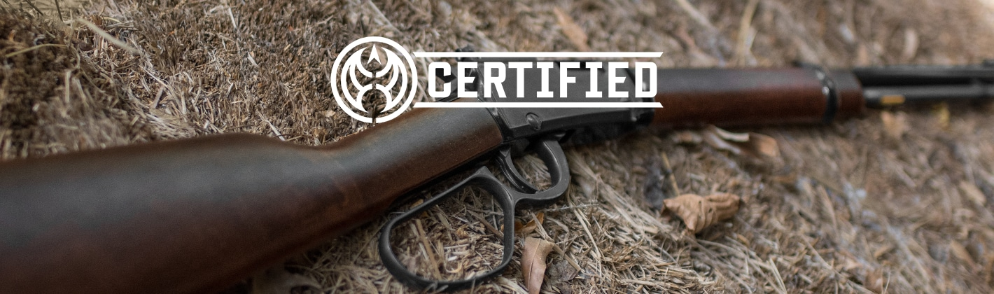 Certified Used Guns primary banner image
