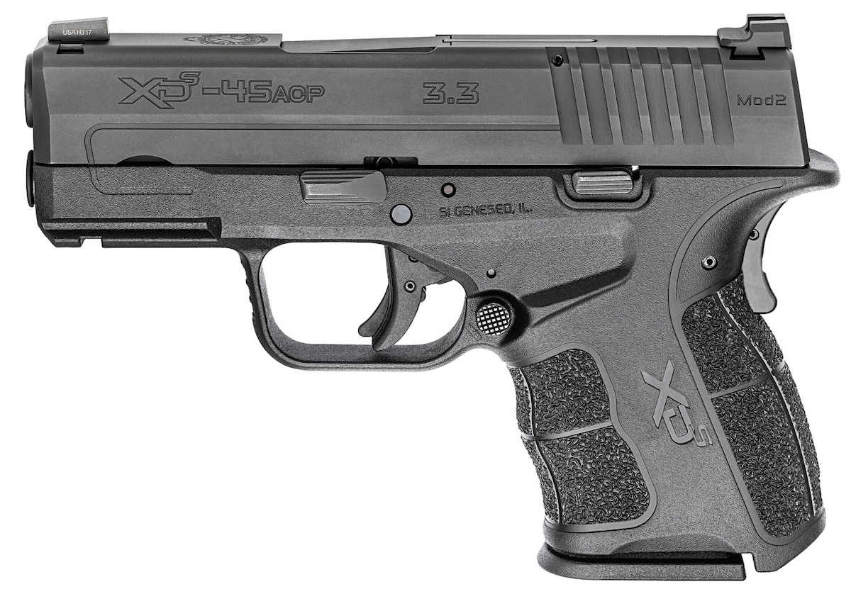 SPRINGFIELD ARMORY XD-S MOD.2 INSTANT GEAR UP PACKAGE