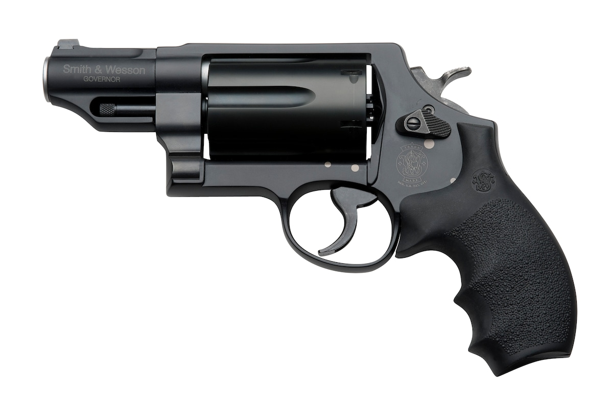 SMITH & WESSON GOVERNOR
