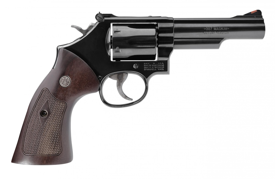 SMITH & WESSON 19 CLASSIC