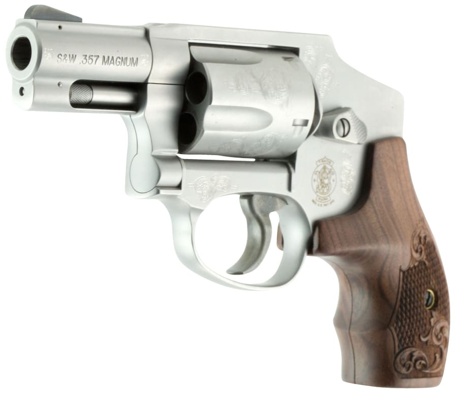 SMITH & WESSON 640 ENGRAVED