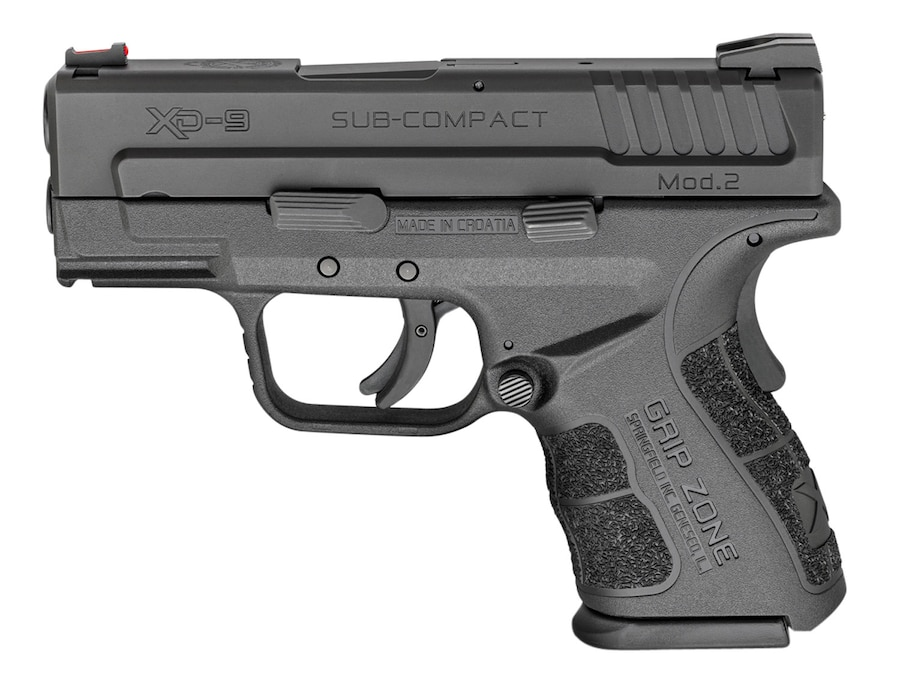 SPRINGFIELD ARMORY XD MOD.2 SUB-COMPACT INSTANT GEAR UP PACKAGE