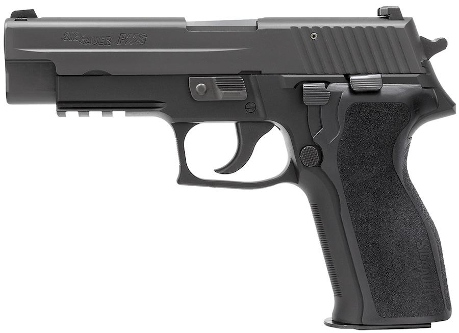 SIG SAUER P226 NITRON CA COMPLIANT