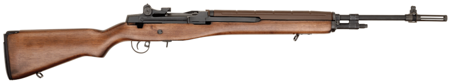 SPRINGFIELD ARMORY M1A STANDARD LOADED