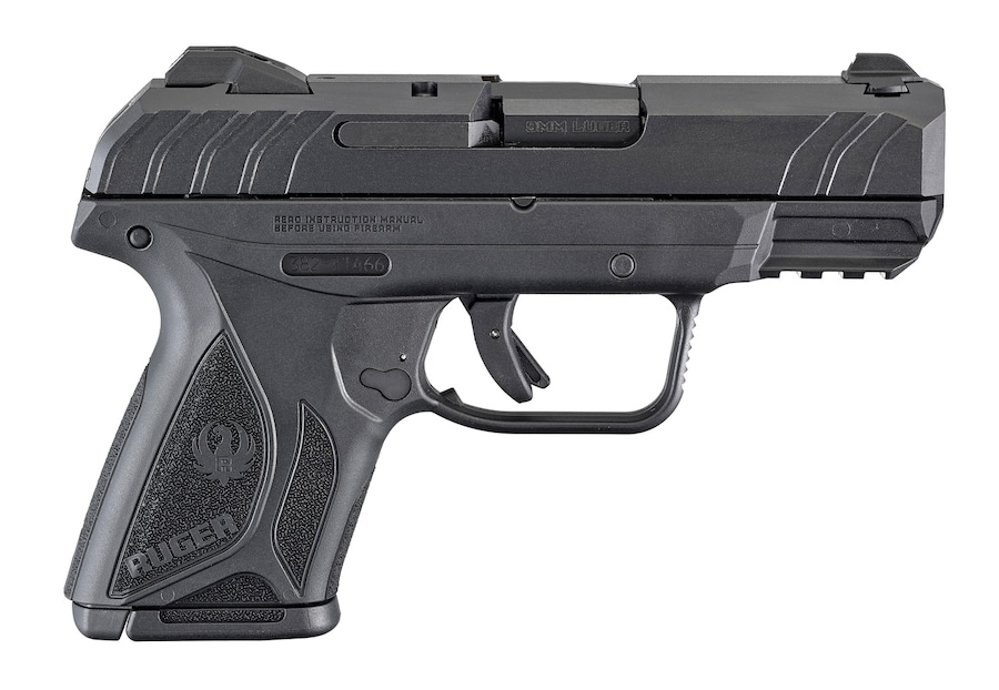 RUGER SECURITY 9 COMPACT