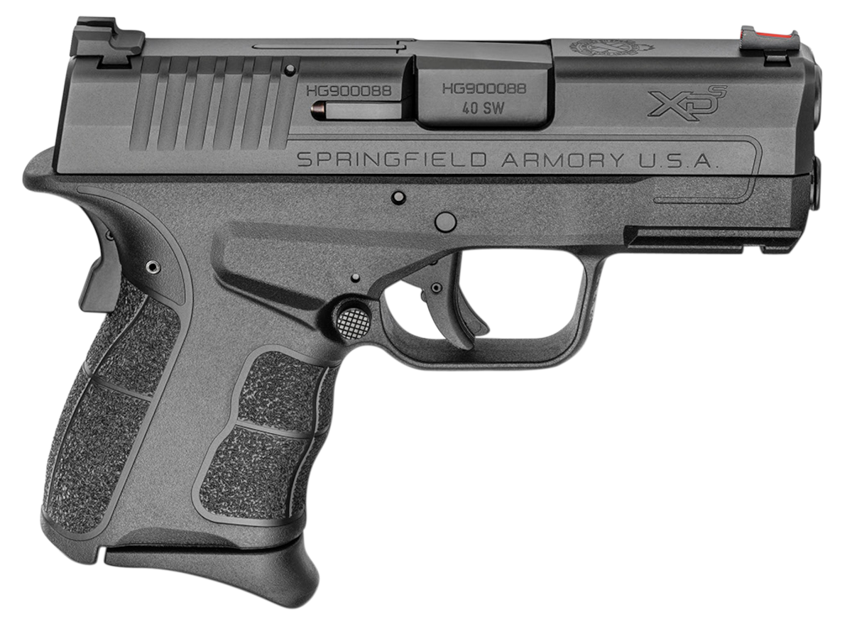 SPRINGFIELD ARMORY XD-S MOD.2 3.3 SINGLE STACK