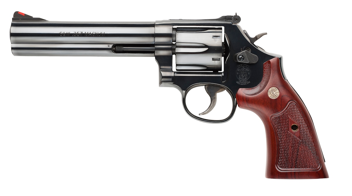 SMITH & WESSON 586 CLASSIC