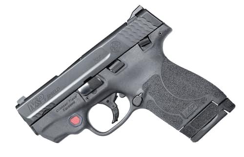 SMITH WESSON MANDP9 SHIELD M20 crimson trace laser