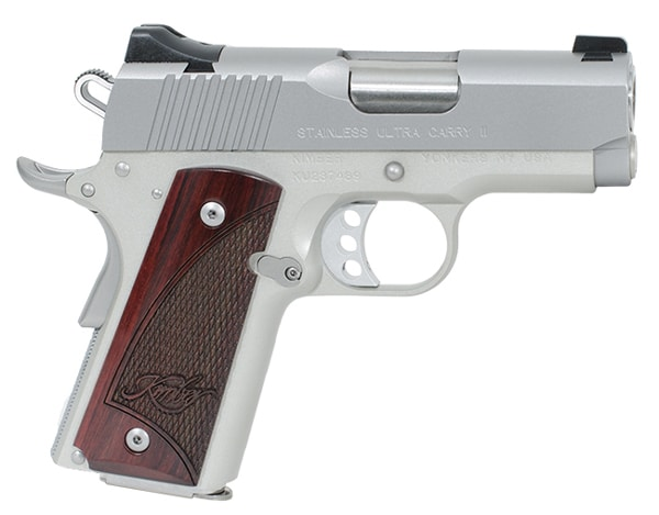 KIMBER ULTRA CARRY II STAINLESS