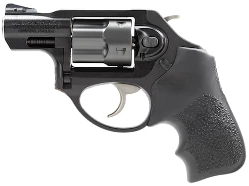 Ruger 5430 LCR LCRx SingleDouble 38 Special +P 1.87 5 rd Black Hogue Tamer Monogrip Grip Black left.jpg