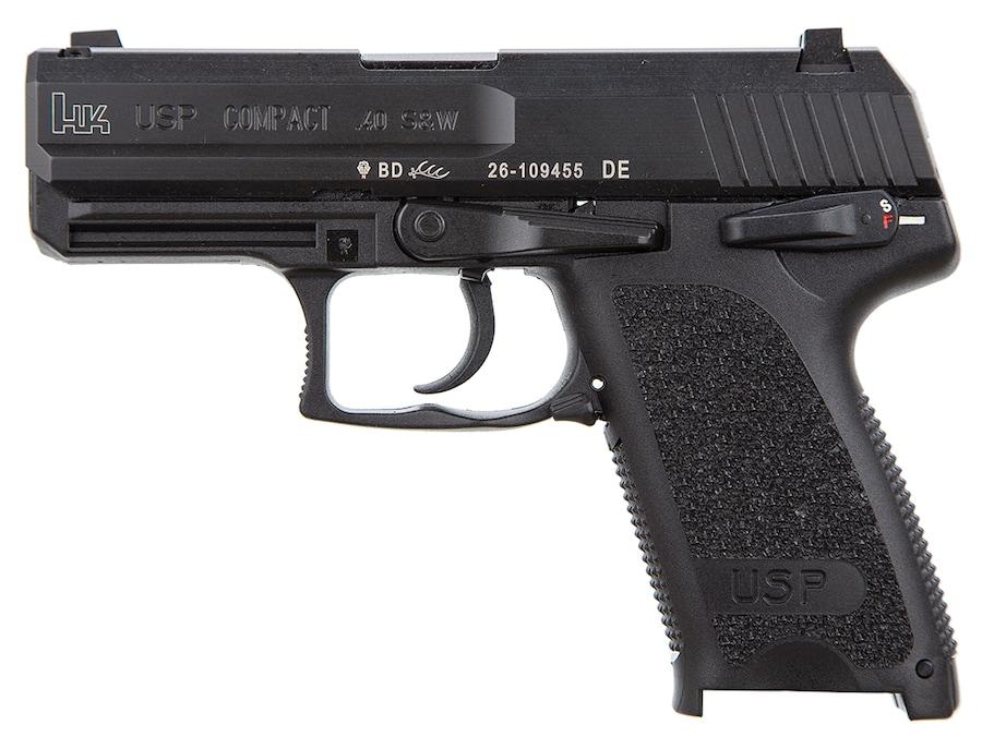 HECKLER & KOCH USP-40C COMPACT V1