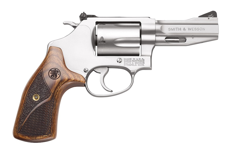SMITH & WESSON 60 PRO PERFORMANCE