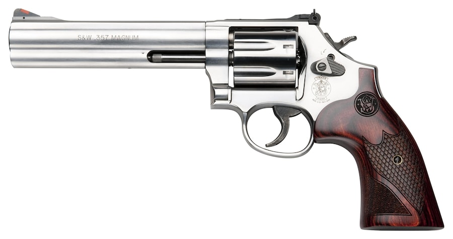 SMITH & WESSON 686 DELUXE