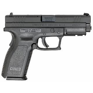 "SPRINGFIELD ARMORY XD 4"" DEFENDER SERVICE MODEL"