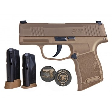 SIG SAUER P365 NRA EXCLUSIVE