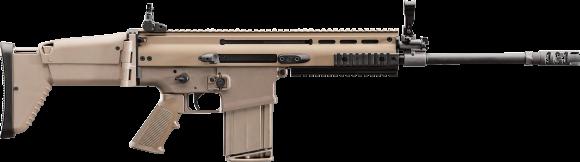 FN AMERICA SCAR 17S FDE