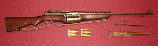 Historic Arms: M1941 Johnson semi-automatic rifle and LMG