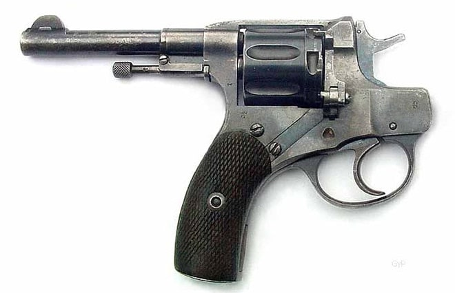 backwards handgun suicide pistol