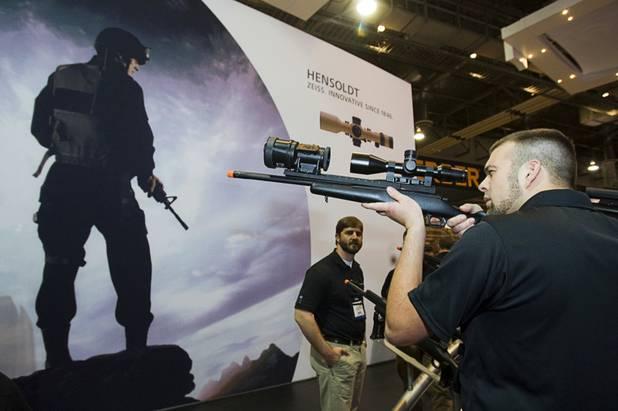 SHOT Trade Show