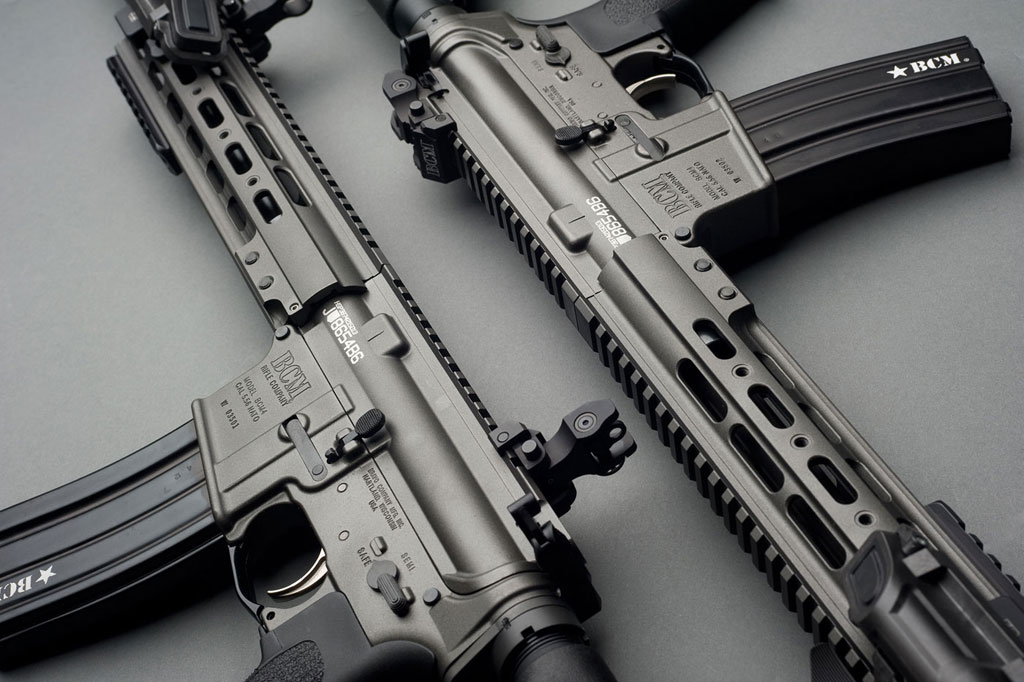 The Haley Strategic Jack Carbine Built by BCM