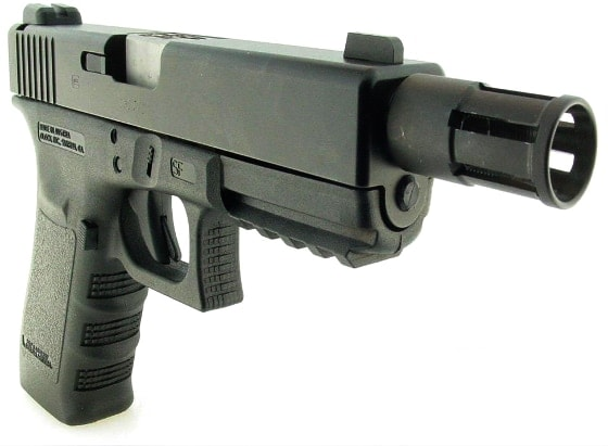 glock pistol for hunting