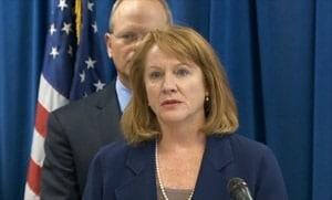 U.S. Attorney Jenny Durkan