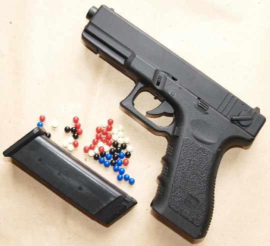 California To Pass Bill Restricting BB Guns - Guns.com
