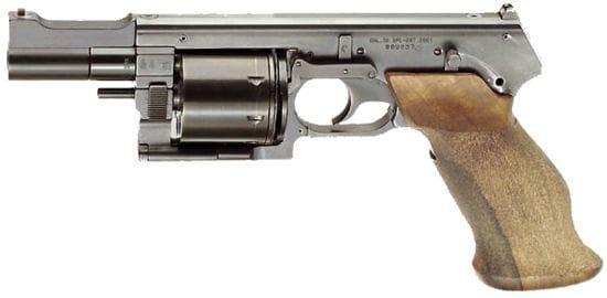 MTR 8 revolver