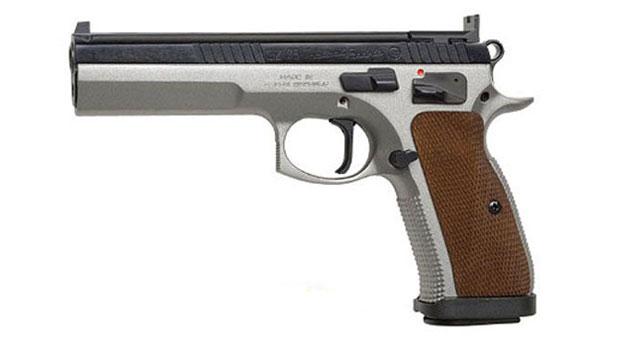 CZ 75 Tactical Sport Pistol