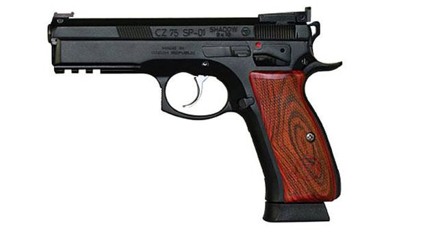 CZ 75 SP-01 Shadow Custom