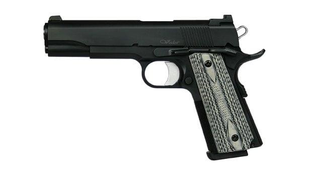 CZ 75 Dan Wesson Valor