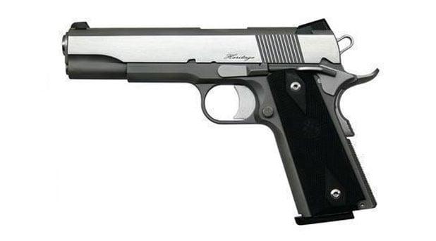 CZ Dan Wesson RZ-45 Heritage