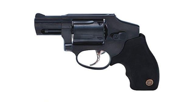 Taurus CIA revolver
