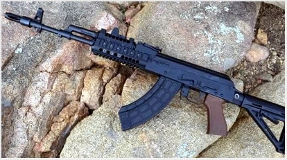 TSD Combat Systems New and Extremely Tactical AKs - Guns com