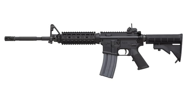 Colt Advanced Law Enforcement Carbine