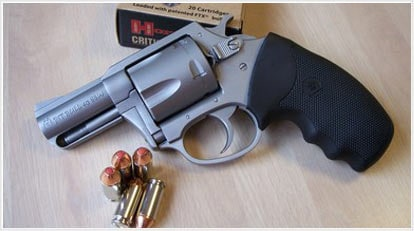 Charter Arms Pitbull in  40 S&W: Moon Clips Need Not Apply
