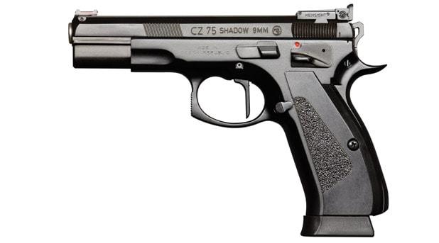 CZ 75 Shadow pistol
