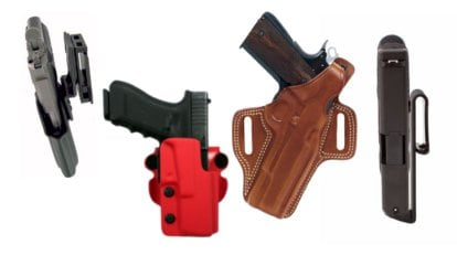 what to ask when buying a gun holster