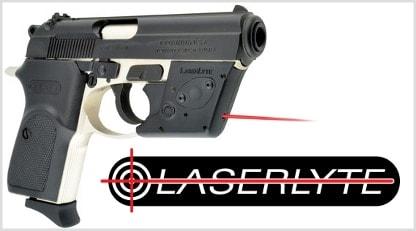 LaserLyte's New Laser Sight for Bersa  380s - Guns com