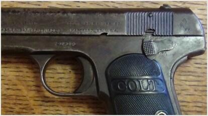 Colt 1903 Pocket Hammerless Review :: Guns com