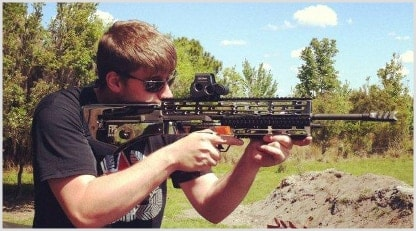FPSRussia M1A/M14 Special Edition Bullpup Stock (VIDEO ... M14 Bullpup
