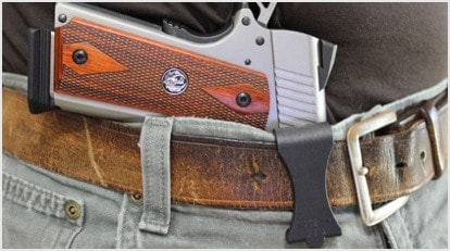 Gear Review: Versacarry Concealed Carry Holsters (Giveaway
