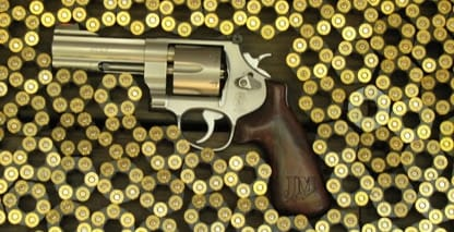 The 0 357 Magnum vs  The 0 45 Colt :: Guns com