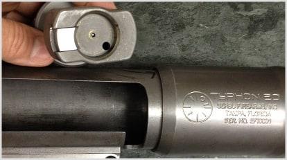 Serbu Developing a 20mm Bolt Gun: the Typhon 20 (VIDEO