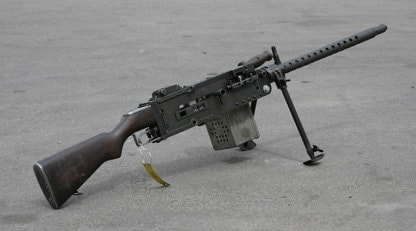 The Stinger Light Machinegun - Guns com