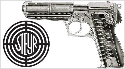 The Steyr GB - The Proto-Wondernine :: Guns com