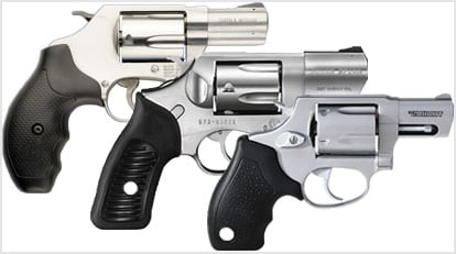 Snub nosed  357s from Taurus, Ruger and Smith & Wesson - Guns com