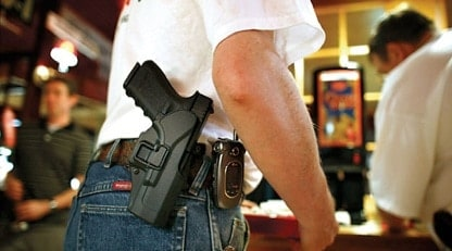 oklahoma open carry law