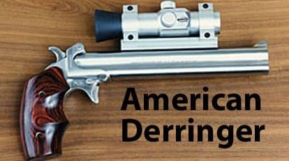 What's New at American Derringer :: American Derringer